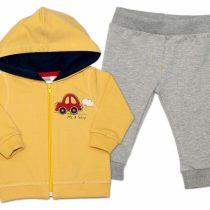 K-Baby Tepláková súprava s kapucňou ITS A BOY