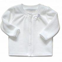 K-Baby Svetrík – biela