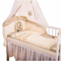 Baby Nellys 2 dielny set obliečok do postieľky Sweet dreams
