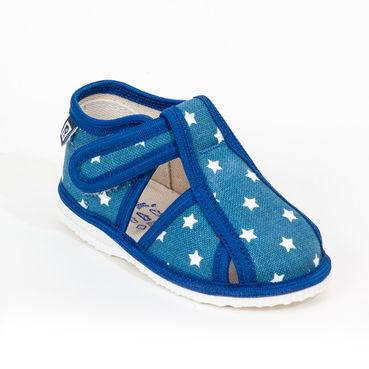 RAK Papuče hviezdičkové s uzavretou špicou