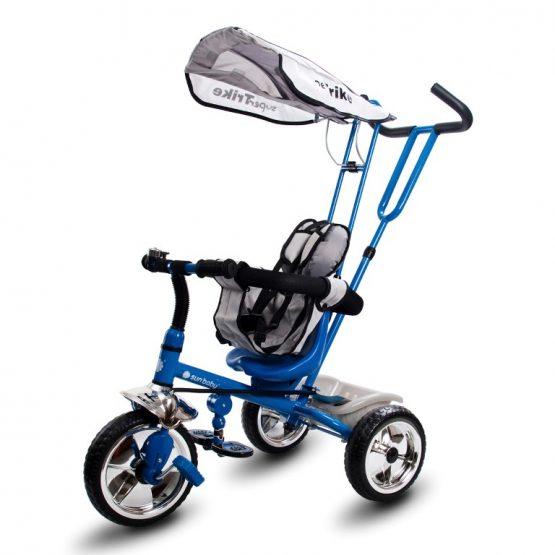 Sun baby Trojkolka Super Trike modrá