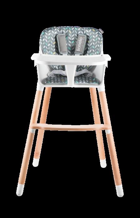 LIONELO Detská stolička Koen 2v1