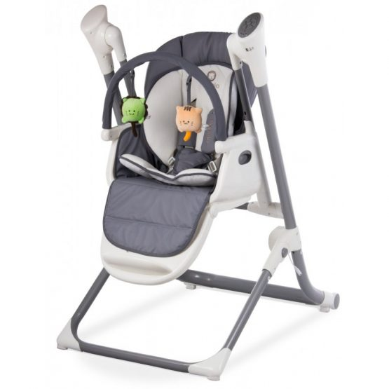 LIONELO Luxusná detská stolička 2v1 NILES