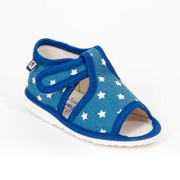 RAK papučky modrá hviezda